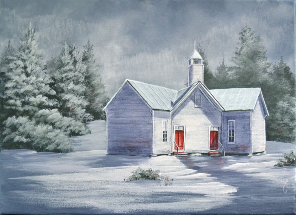 Mountain-church