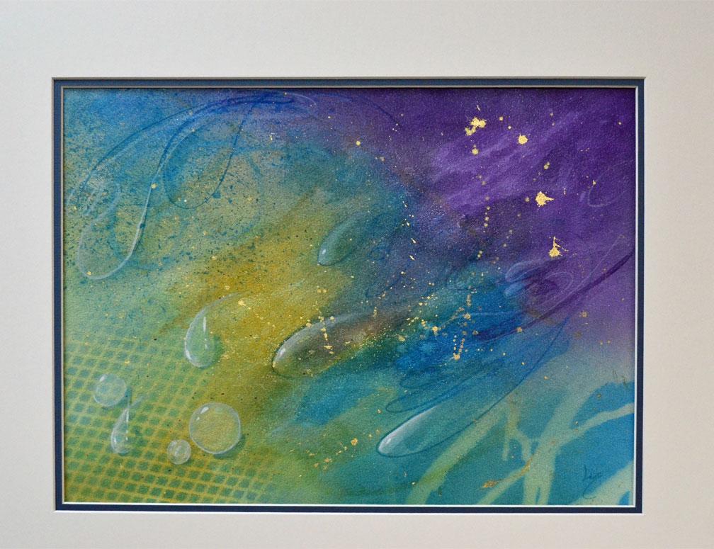 Abstract Liz Miller CDA