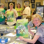 Spring Greens at ArtFling