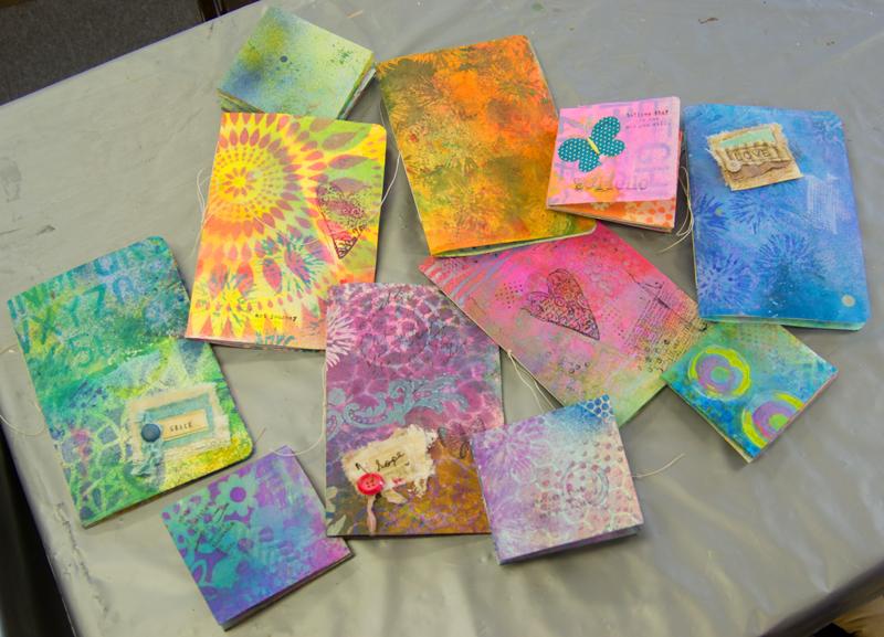 ArtFling Booklets