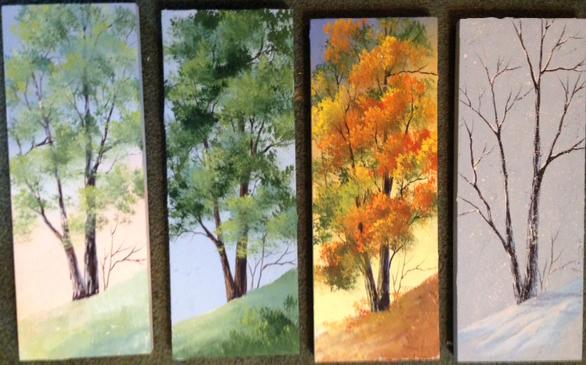 Tree 4 seasons