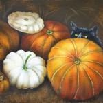 Pumpkin Peek