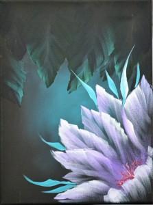 Fantasy Flower Patricia Reichenbach design