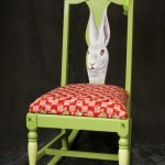 White Rabbit Rocker