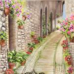 Provence Passageway  Carol B