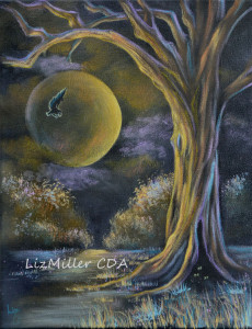 Night Hunter Liz Miller CDA