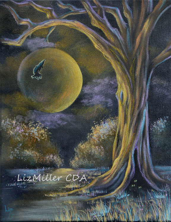 Night Hunter Liz Miller CDA