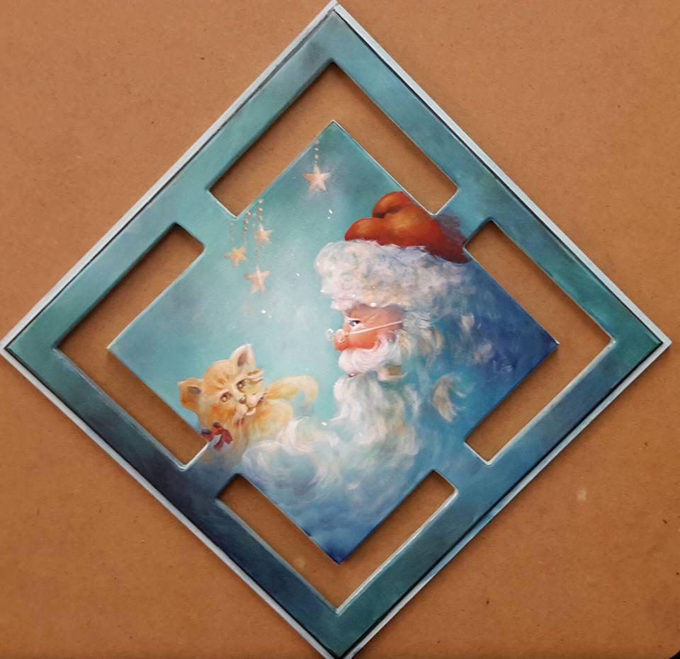 Shirley Wilson's Star Santa