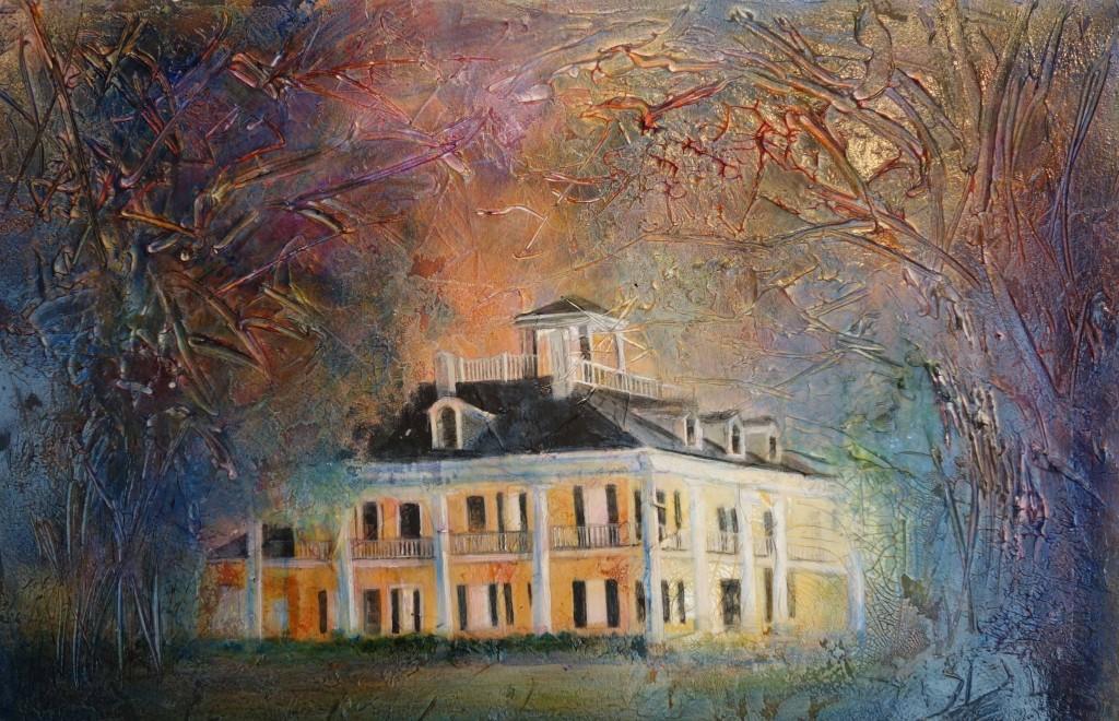 Tuesday: Houmas House