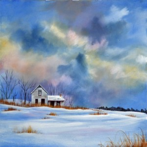 Winter Skies Liz Miller CDA