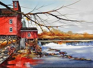 Saturday: Red Mill