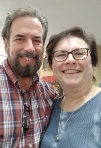 Mark and Liz
