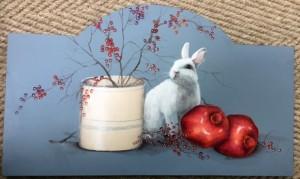 Bunny still life edt