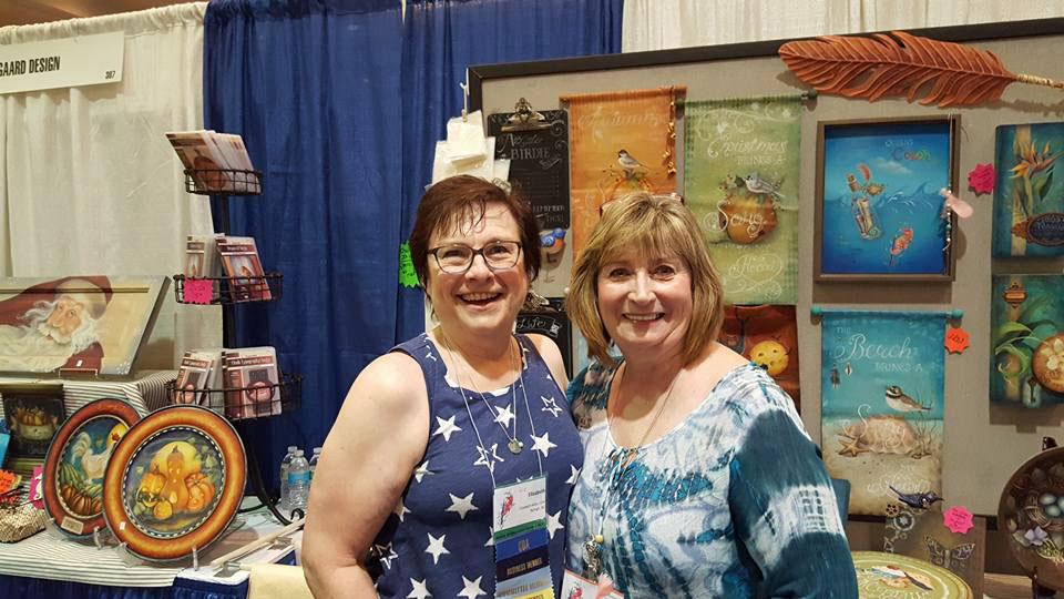 Liz and Judy Westegarrd-Jenkins