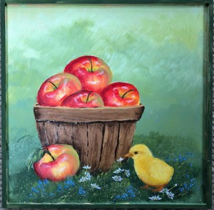 apples-and-chick