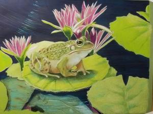 Frog Mark Menendez